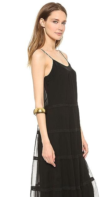 Rachel Zoe Kyler Tiered Maxi Dress