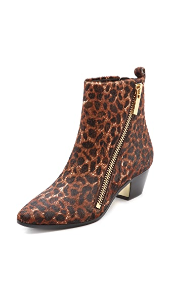 Rachel Zoe Rory Zipper Booties