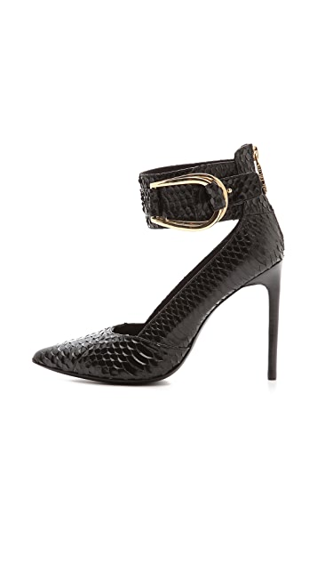 Rachel Zoe Cassandra Ankle Strap Pumps
