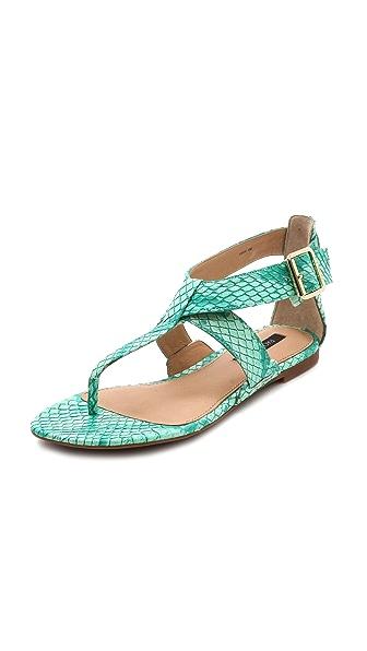 Rachel Zoe Gela Thong Sandals
