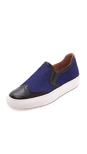 Rachel Zoe Brendan Haircalf Sneakers