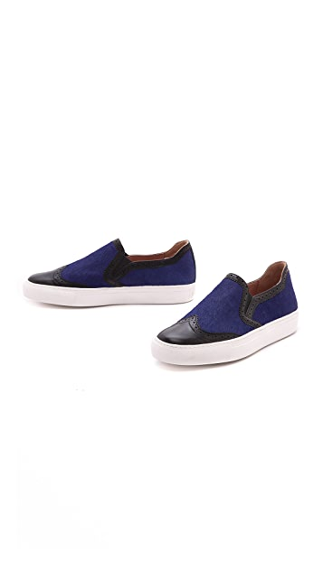 Rachel Zoe Brendan Haircalf Sneakers
