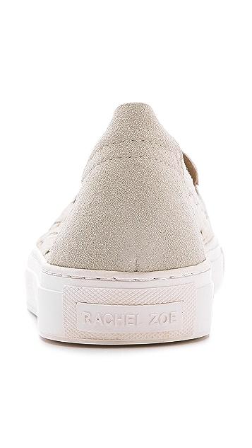 Rachel Zoe Burke Slip On Sneakers