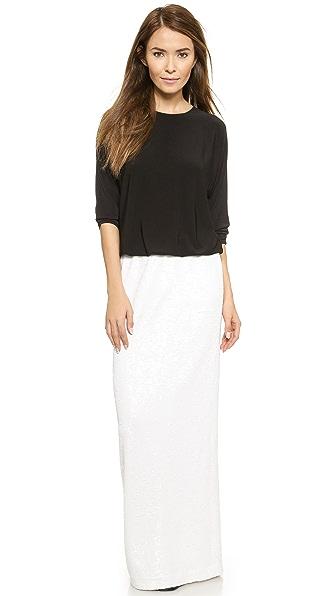 Rachel Zoe Aviana Dolman Maxi Dress
