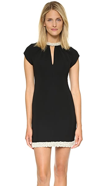 Rachel Zoe Maxine Cap Sleeve Dress