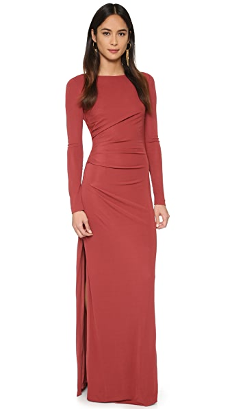 Rachel Zoe Fannie Draped Gown
