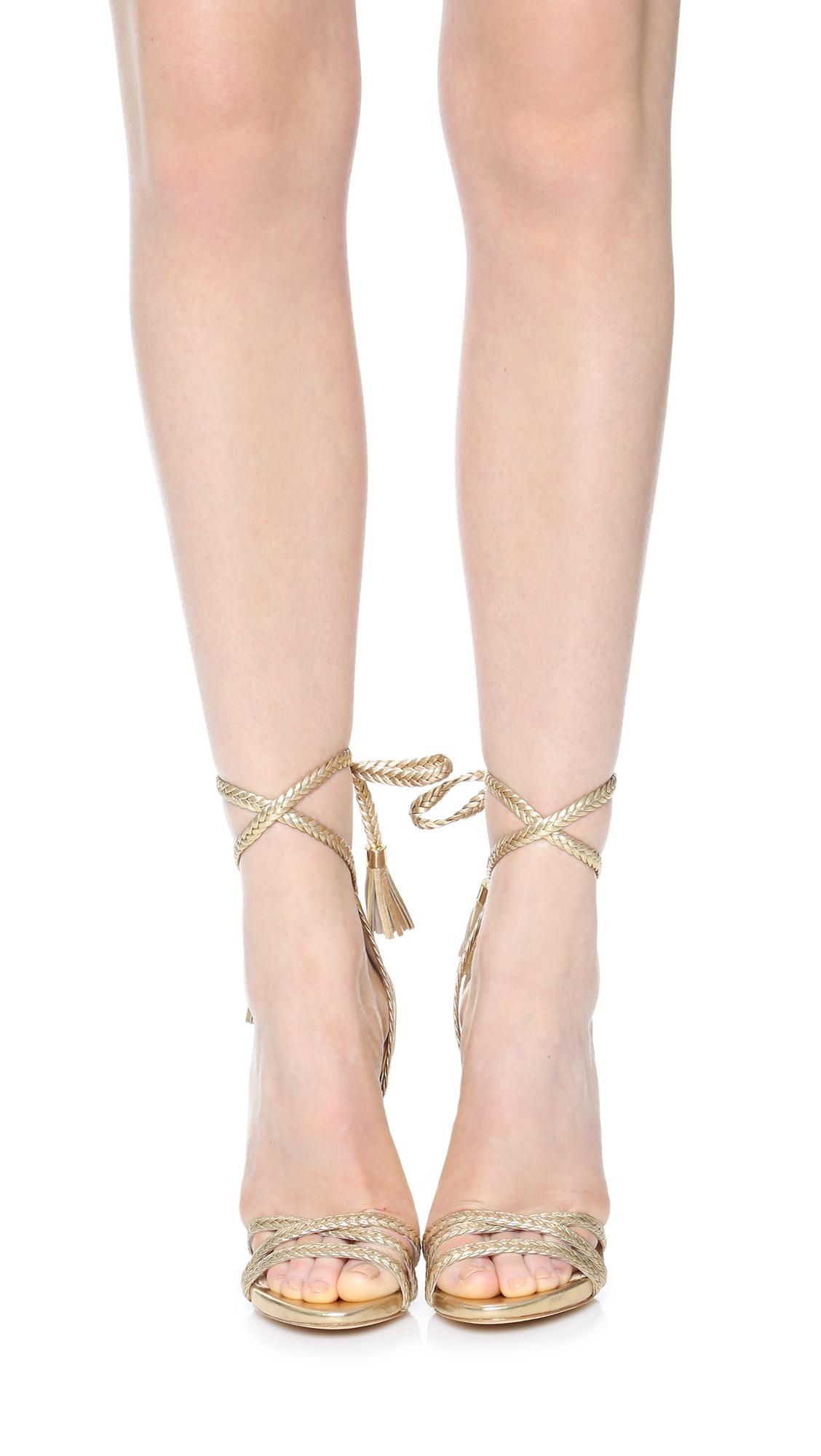 9fae8d7d408c Rachel Zoe Odette Wrap Sandals