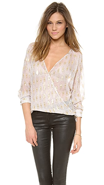 Rae Francis Gage Blouse