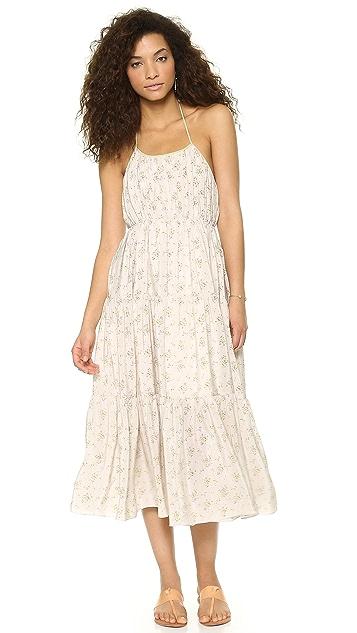 Rae Francis Marcel Midi Dress