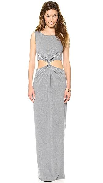 Rae Francis Cain Maxi Dress