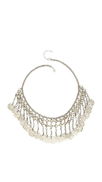 Raga Coin Necklace