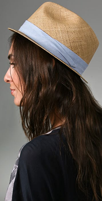 Rag & Bone Liberty Fedora