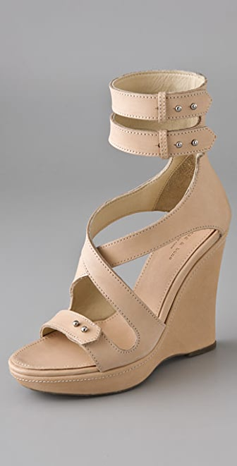 Rag & Bone Victoria Wedge Sandals