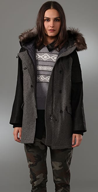 Rag & Bone Waterloo Parka