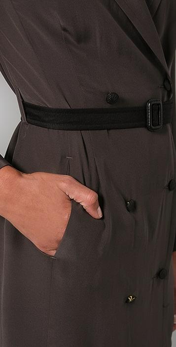 Rag & Bone Ohara Trench Dress