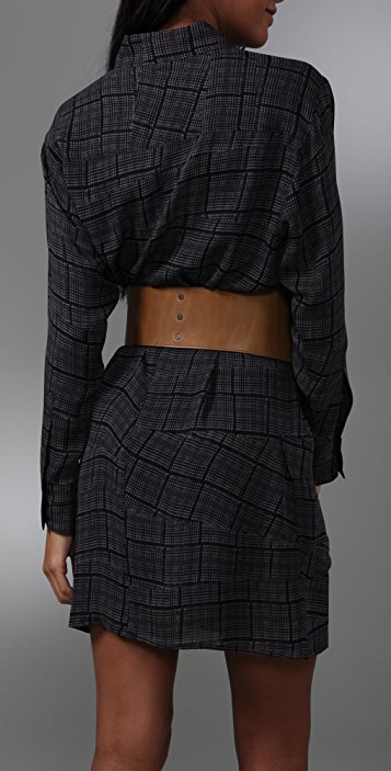Rag & Bone Wide Waist Belt