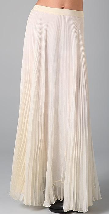 Rag & Bone Desert Long Skirt