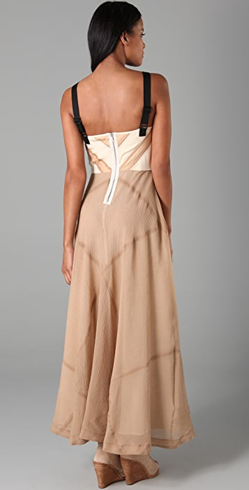 Rag & Bone Lafone Long Dress