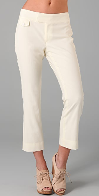 Rag & Bone Tropez Cropped Pants
