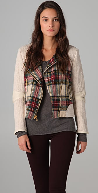 Rag & Bone Sackville Moto Jacket
