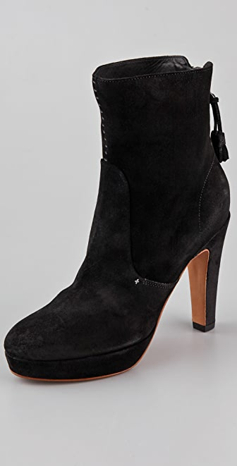 Rag & Bone Kenton Platform Booties