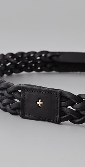 Rag & Bone Double Braid Belt