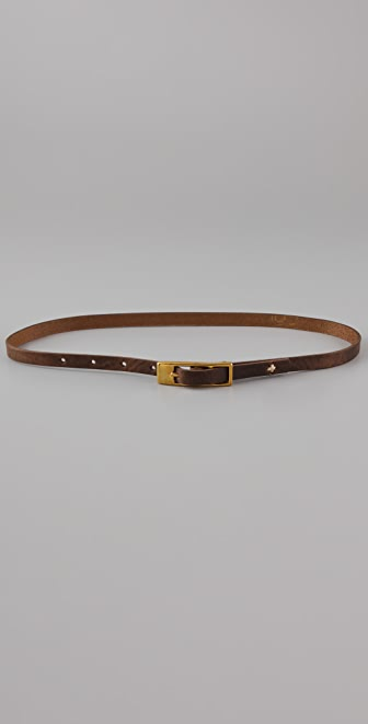 Rag & Bone The Skinny Belt
