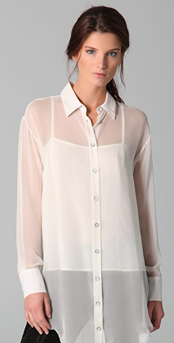 Rag & Bone Nightingale Shirt
