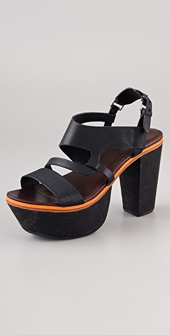 Rag & Bone Newport Platform Sandals