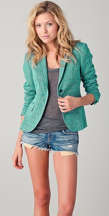 Rag & Bone Bailey Tweed Jacket