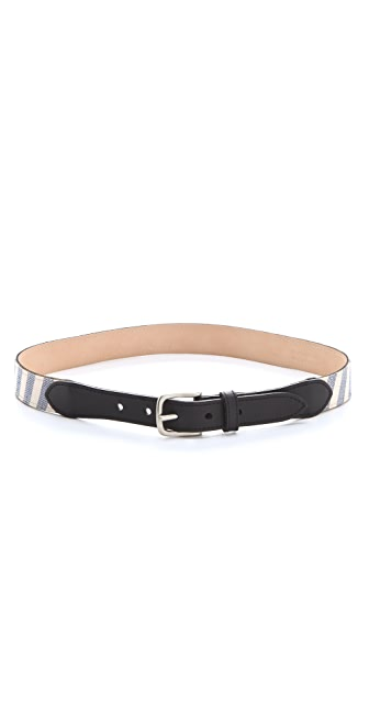 Rag & Bone Boater Belt