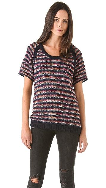 Rag & Bone Amy Striped Pullover