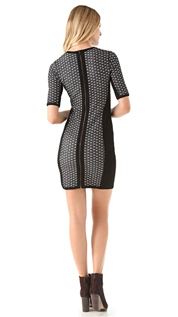 Rag & Bone Datia Knit Dress