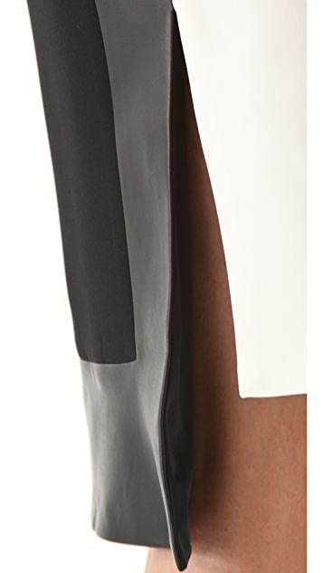 Rag & Bone Maharaja Graphic Dress