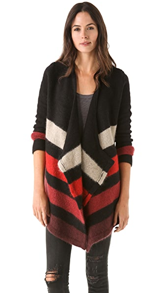 Rag & Bone Bedford Draped Cardigan