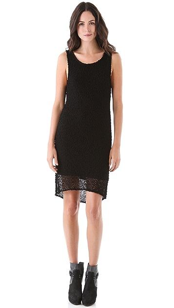 Rag & Bone Juliet Cowl Back Dress