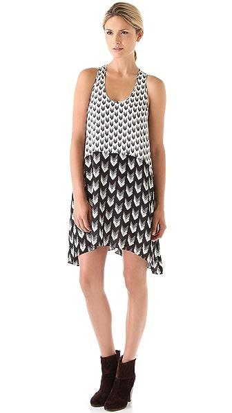 Rag & Bone Mercer Print Sleeveless Dress