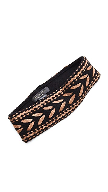 Rag & Bone Lisbeth Headband