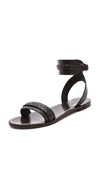 Rag & Bone Braided Layla Sandals