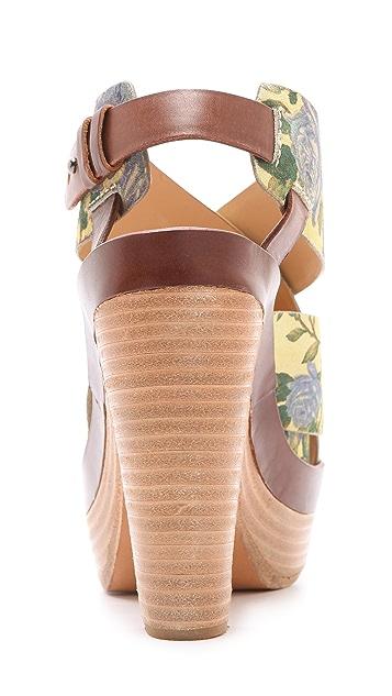 Rag & Bone Sloane Platform Sandals