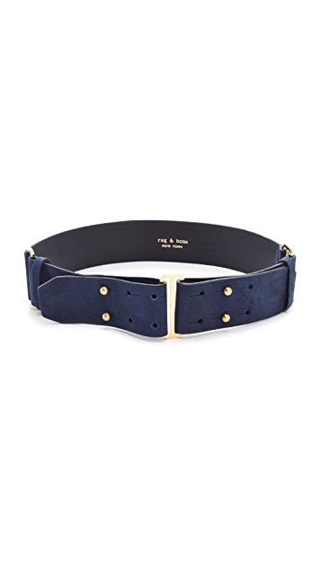 Rag & Bone Trooper Belt