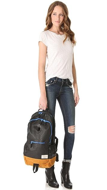 Rag & Bone Leather Backpack