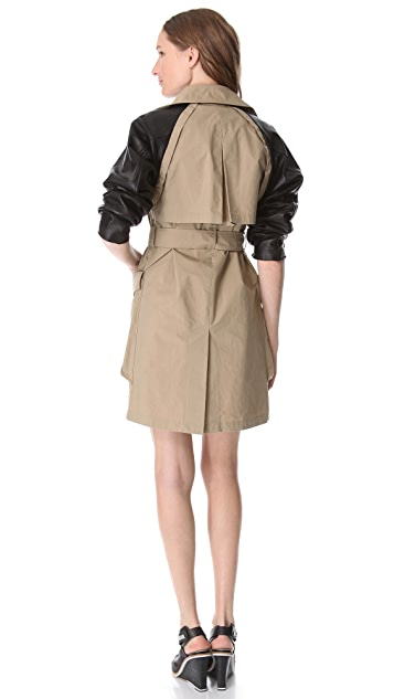Rag & Bone Bishop Trench