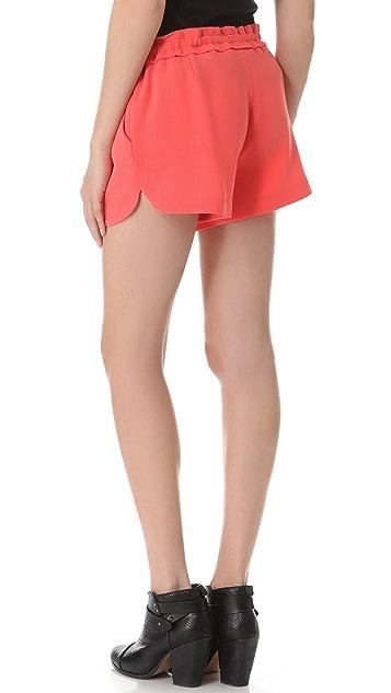 Rag & Bone Ivette Shorts