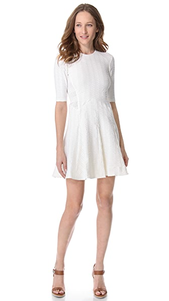 Rag & Bone Niki Flare Dress
