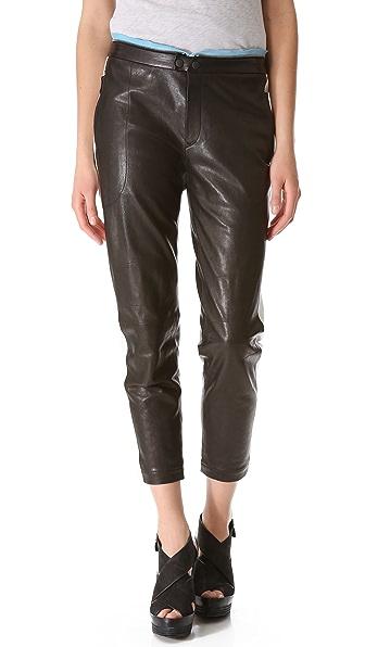 Rag & Bone Dakar Leather Pants