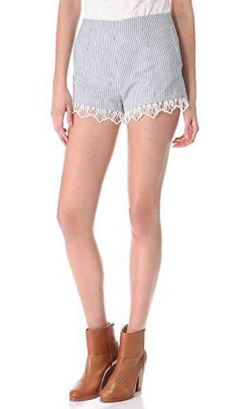 Rag & Bone High Clare Short