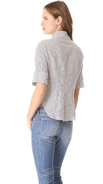 Rag & Bone Smoking Shirt