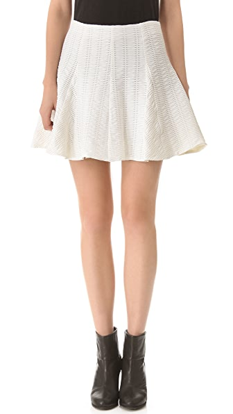 Rag & Bone Niki Flare Skirt