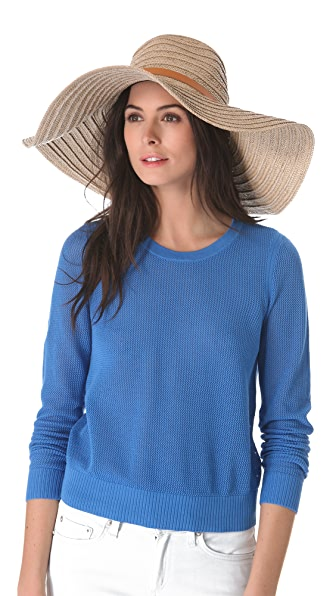 Rag & Bone Braided Beach Hat